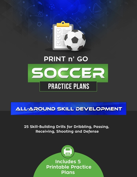 Print n Go Soccer Practice Plans