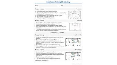 u8 soccer practice plan